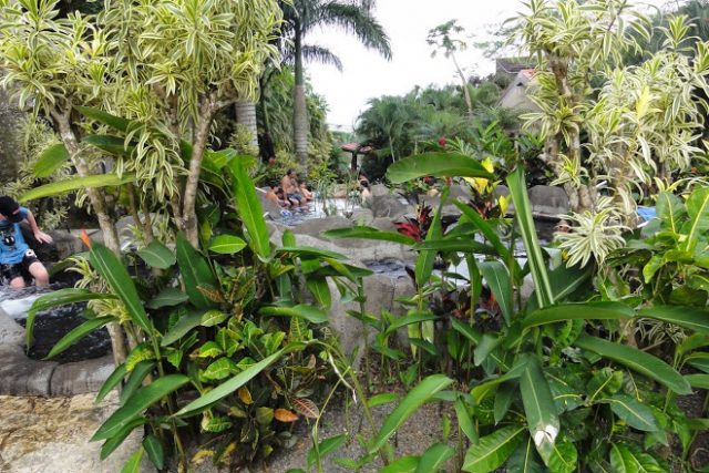 Best Titokú Hot Springs in Costa Rica