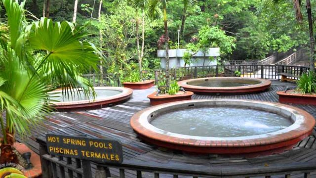 Borinquen Mountain Resort & Spa Hot Springs Hotels in Costa Rica