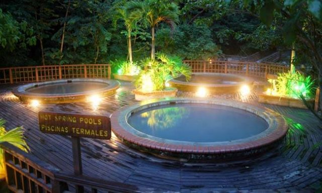 Borinquen Mountain Resort & Spa Hot Springs in Costa Rica