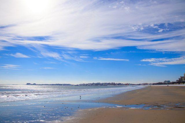 Boston Beach