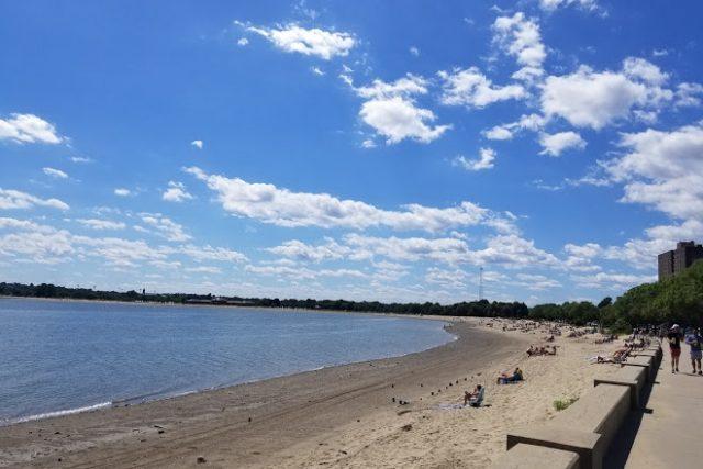 Carson Beach Boston
