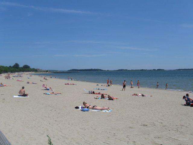Carson Beach Boston MA