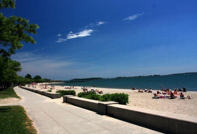 Carson Beach South Boston