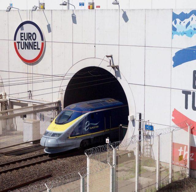 Channel Tunnel Longest in the World