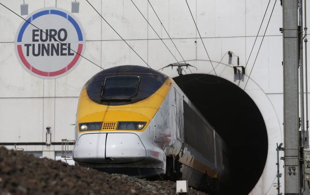 Channel Tunnel Third Longest Rail in the World