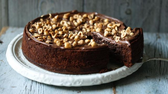 Chocolate Hazelnut Cake Australian Dessert