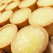 Coconut Custard Tarts Portuguese Dessert