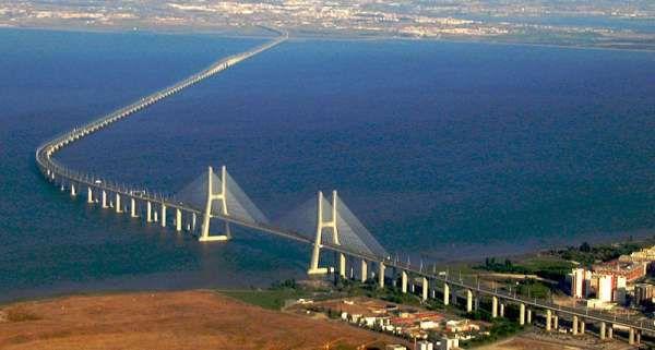 Danyang–Kunshan Grand Bridge Longest in the World