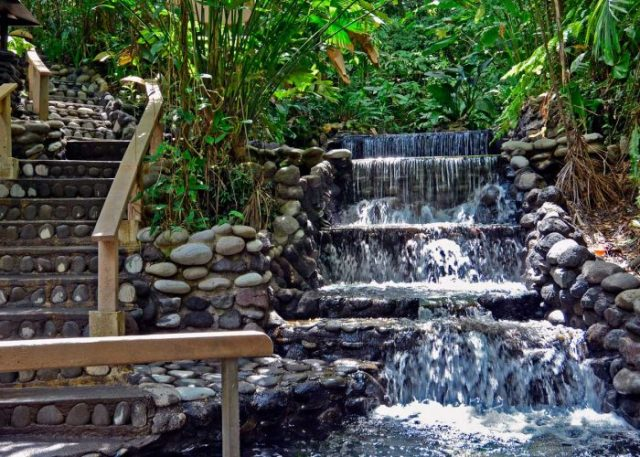 Eco Termales Hot Springs In La Fortuna Costa Rica