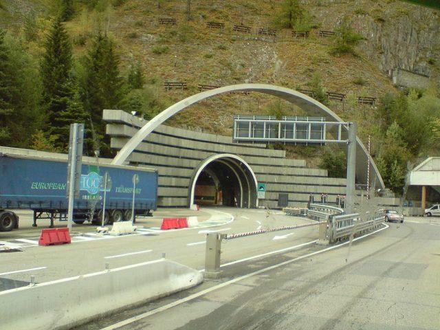 Fréjus Road Tunnel Longest in the World