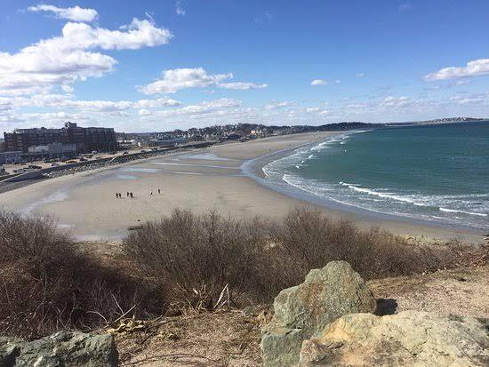 Nantasket Beaches in Boston MA