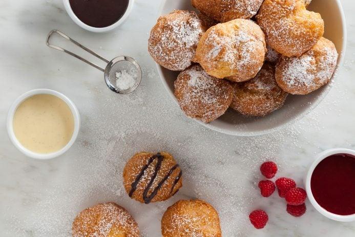 New Orleans Desserts