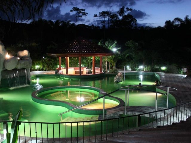 Paradise Hot Springs Thermal Resort Costa Rica