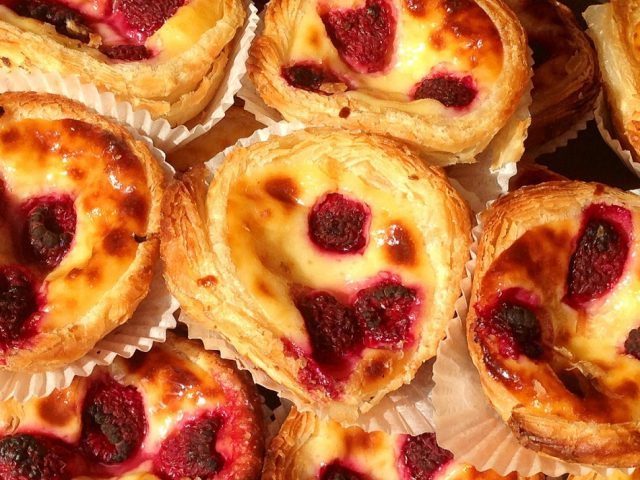 Portuguese Desserts Pastel de Nata