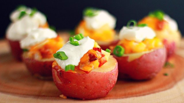 Potato Bites Irish Finger Food