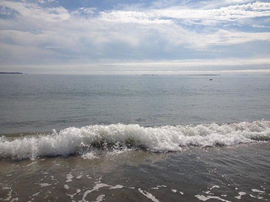 Revere Beaches in Boston MA