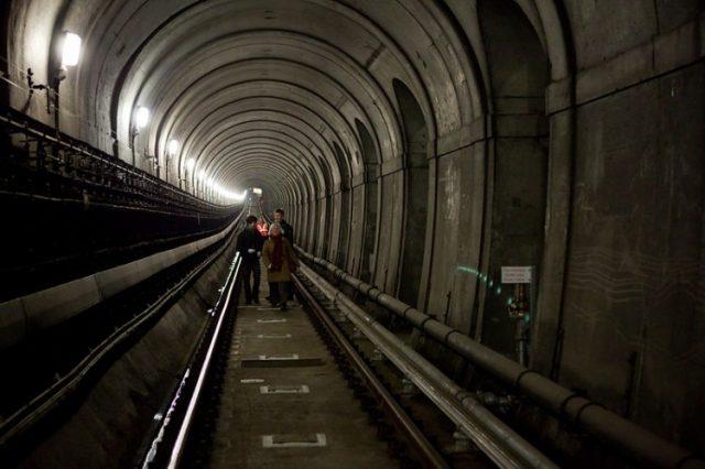 Seikan Tunnel Longest Railway in the World