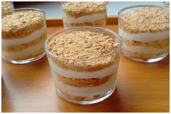 Serradura Portuguese Dessert