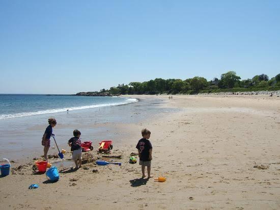 Singing Beach Near Boston MA