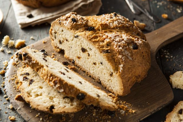 Soda Bread Authentic Irish Food