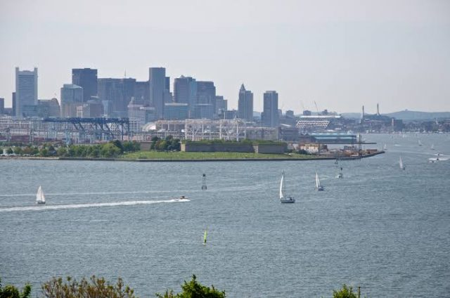 Spectacle Island Best Beach in Boston