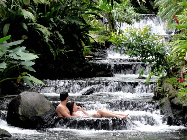 Tabacon Costa Rica Hot Springs Resort