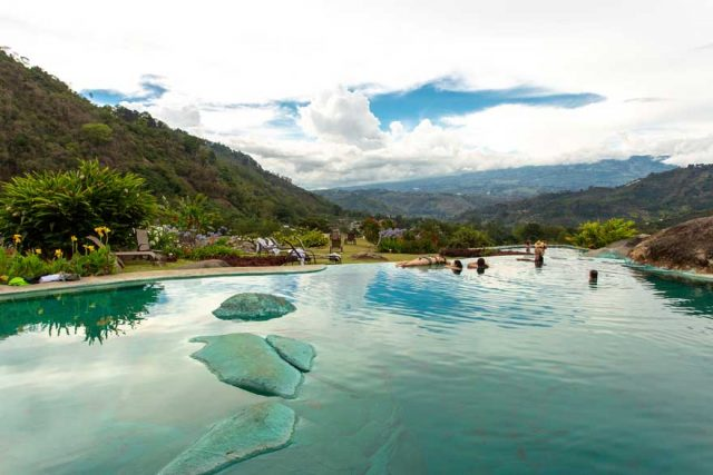 Termales Hacienda Orosi Hot Springs Costa Rica