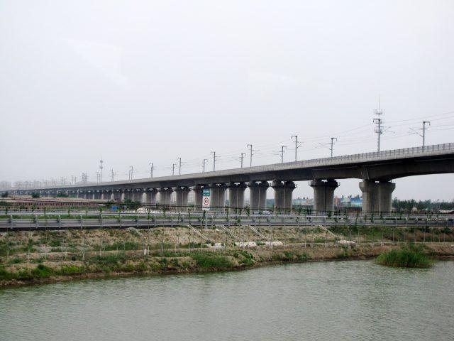 Tianjin Grand Bridge Longest in the World