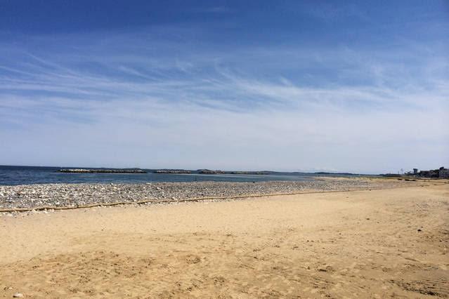Winthrop Beaches Near Boston MA