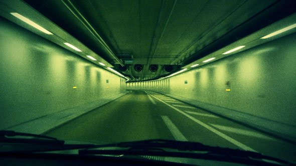 Yamate Tunnel the Longest Road Tunnel in the World