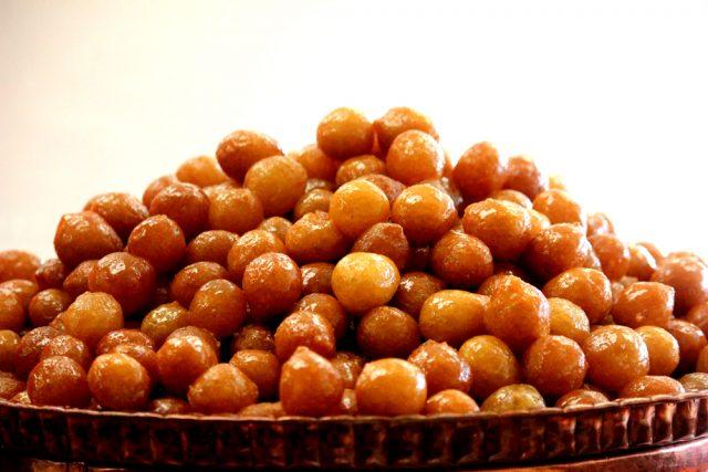 Awamat Middle Eastern Dessert Balls