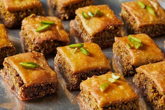 Baklava Traditional Dessert