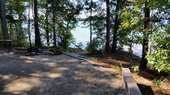 Calhoun Falls State Park Camping in South Carolina