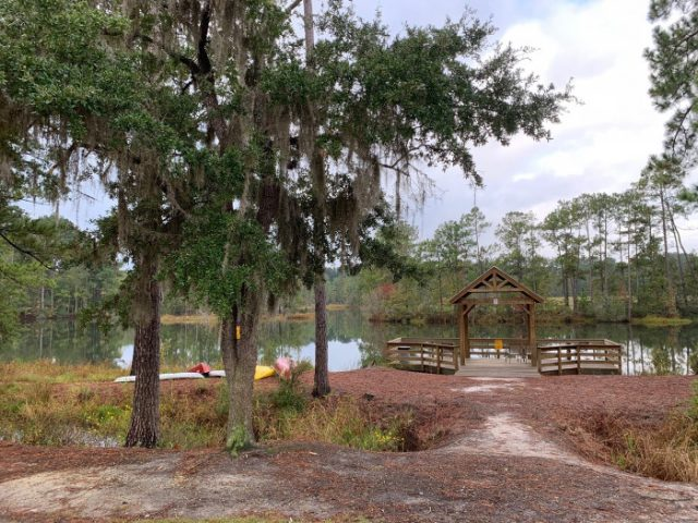 Camp Lake Jasper RV Resort Camping in South Carolina