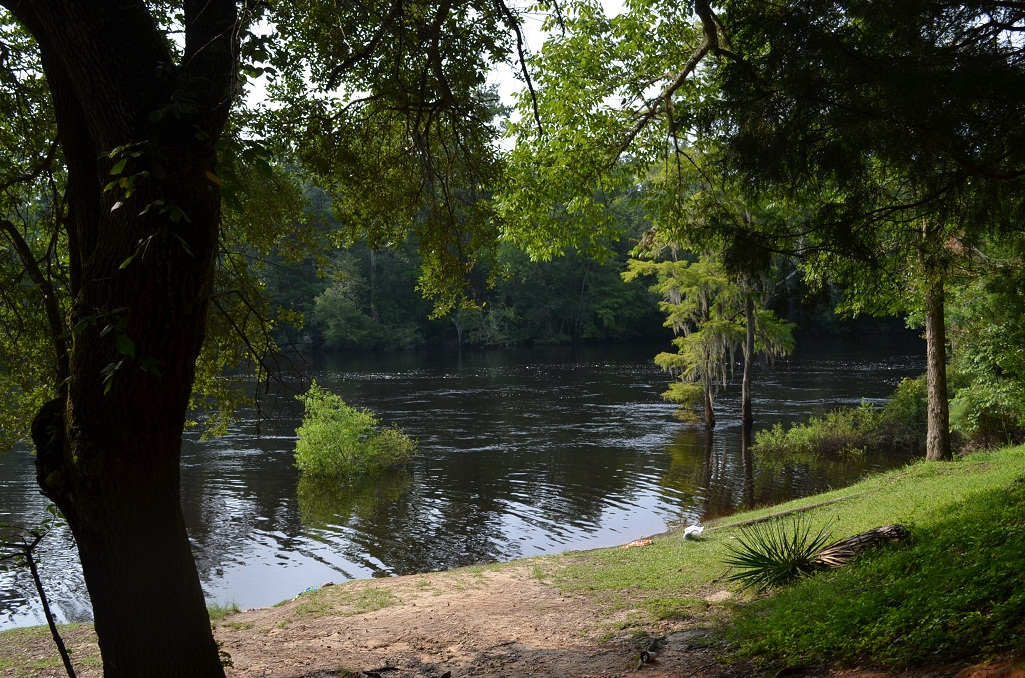Campgrounds in South Carolina