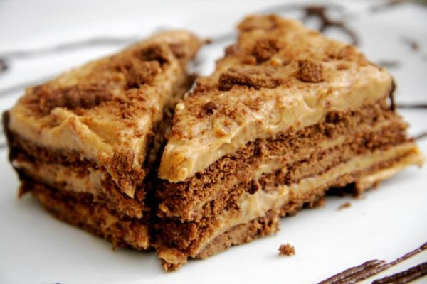 Chocotorta Argentina Dessert