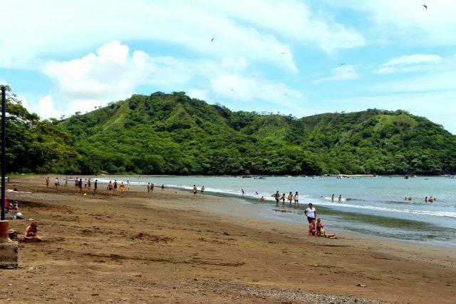 Coca Beach Best Beach in Costa Rica