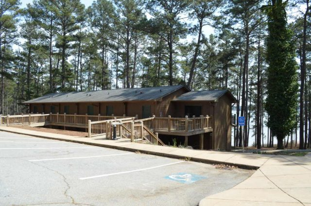 Hickory Knob State Resort Park Camping in South Carolina