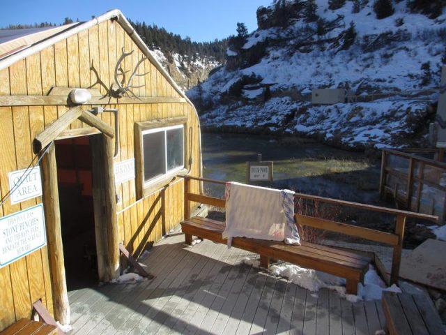 Hot Sulphur Springs Resort & Spa near Closest Denver