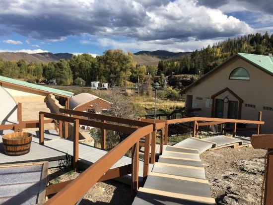 Hot Sulphur Springs Resort & Spa near Denver