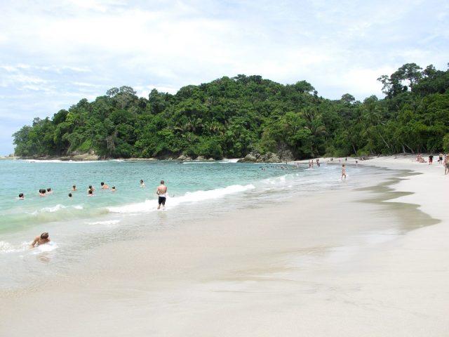 Manuel Antonio a Top Beach of Costa Rica