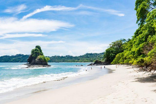 Manuel Antonio the Best Beach in Costa Rica