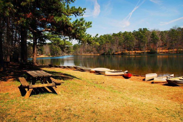 Oconee State Park Camping in South Carolina