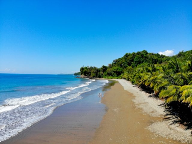 Playa Arcos Best Caribbean Beach in Costa Rica