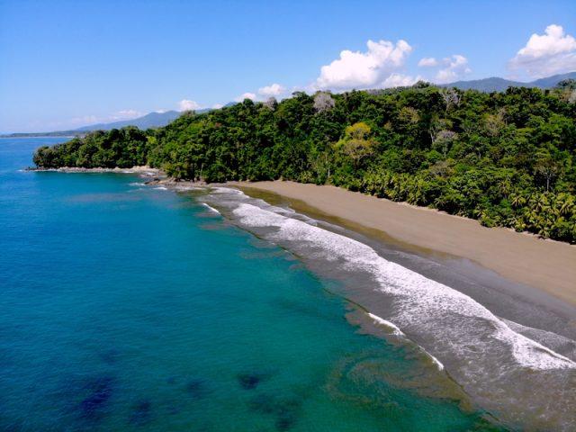 Playa Arcos the Best Beach in Costa Rica
