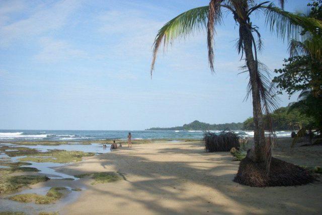 Playa Chiquita Best Caribbean beach in Costa Rica