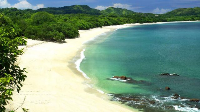 Playa Conchal Most Beautiful Beach in Costa Rica