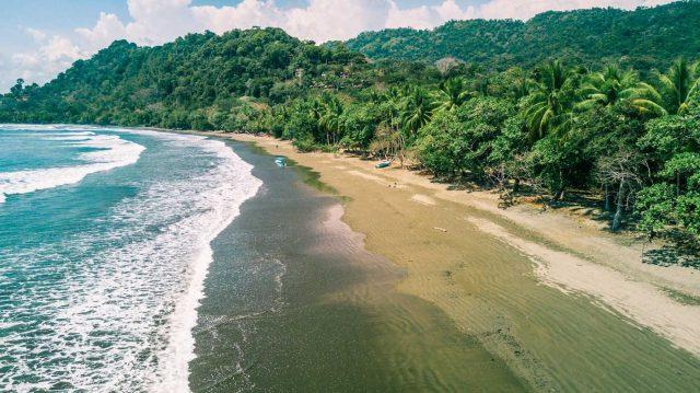 Playa Dominical Best Beach in Costa Rica