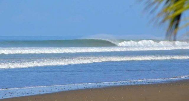 Playa Dominical Best Caribbean beach in Costa Rica