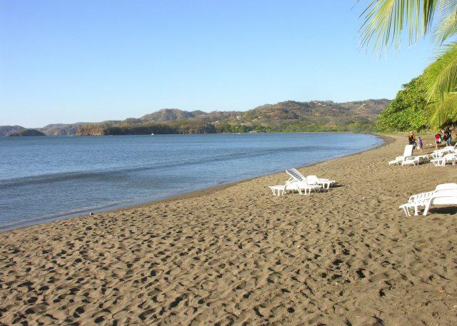 Playa Potrero Most Beautiful Beach in Costa Rica
